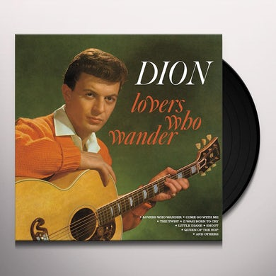 Dion LOVERS WHO WANDER Vinyl Record