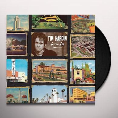 Tim Hardin LOST IN L.A. Vinyl Record