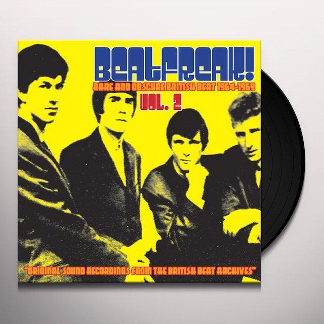 Beatfreak 2: Rare & Obscure British Beat / Various
