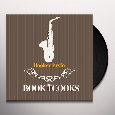 BOOK COOKS Vinyl Record