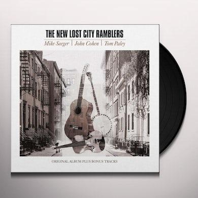 New Lost City Ramblers Vinyl Record