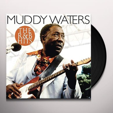 Muddy Waters R&B HITS Vinyl Record