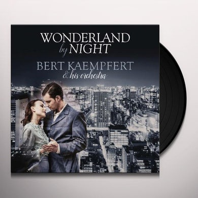 Bert Kaempfert WONDERLAND BY NIGHT Vinyl Record