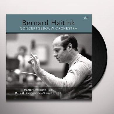 Mahler SYMPHONY 1 / SLAVONIC DANCES 1 3 7 8 Vinyl Record