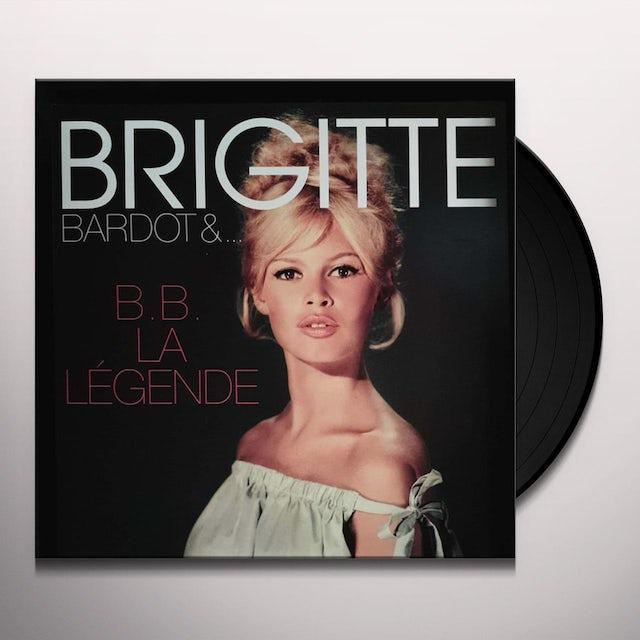 Brigitte Bardot B.B. LA LEGENDE Vinyl Record