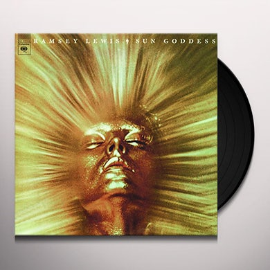 Ramsey Lewis SUN GODDESS Vinyl Record