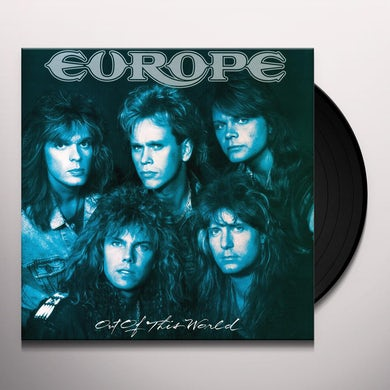 Europe OUT OF THIS WORLD Vinyl Record
