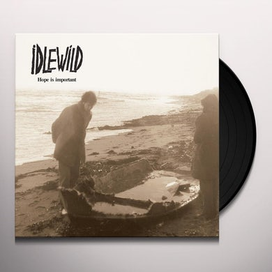 Idlewild HOPE IS IMPORTANT Vinyl Record