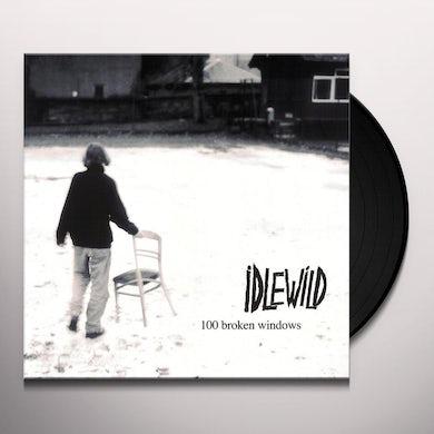 Idlewild 100 BROKEN WINDOWS Vinyl Record