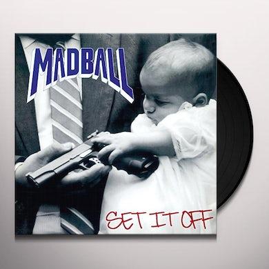 Madball SET IT OFF Vinyl Record