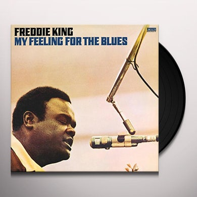 MY FEELING FOR THE BLUES Vinyl Record