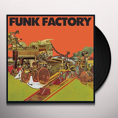 Funk Factory Vinyl Record