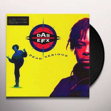 Das Efx DEAD SERIOUS Vinyl Record