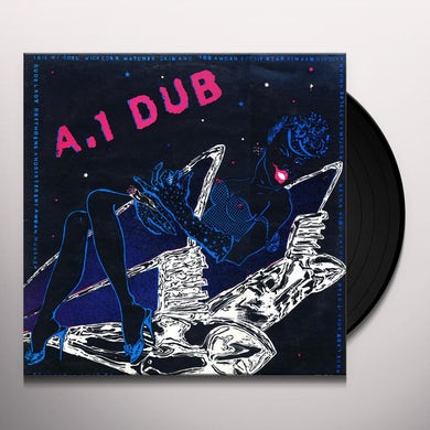 Morwell Unlimited A1 DUB Vinyl Record
