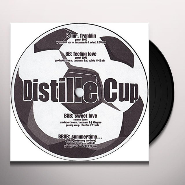 Distille Cup / Various