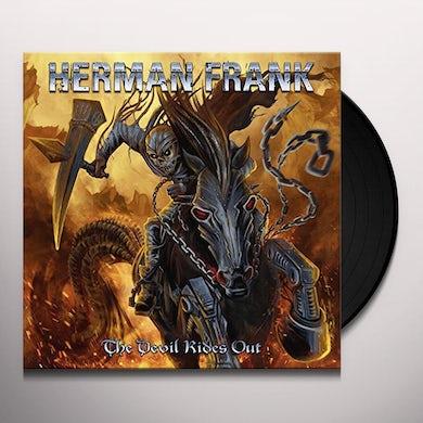 DEVIL RIDES OUT Vinyl Record