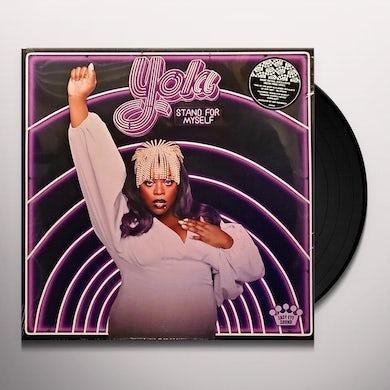 Yola Stand For Myself (LP) Vinyl Record