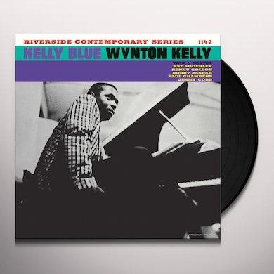 KELLY BLUE Vinyl Record