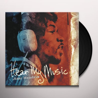 Jimi Hendrix Hear My Music Vinyl Record