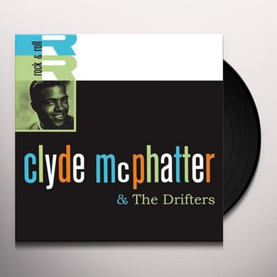 CLYDE MCPHATTER & THE DRIFTERS Vinyl Record