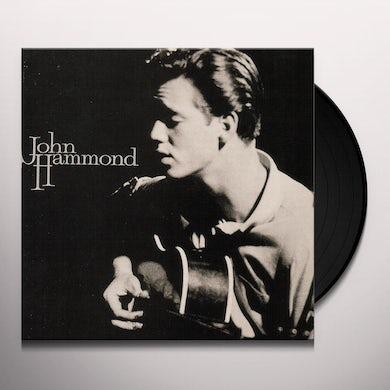 JOHN HAMMOND Vinyl Record