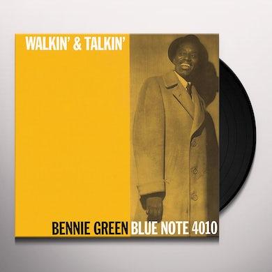 Bennie Green WALKIN & TALKIN Vinyl Record