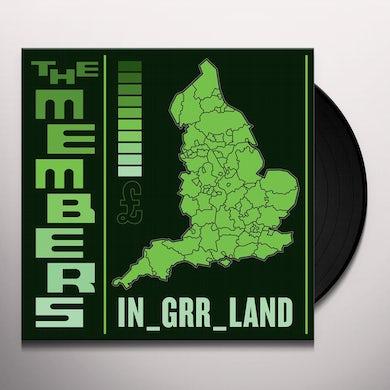 MEMBERS Ingrrland Vinyl Record