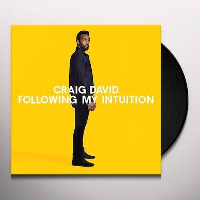 Craig David FOLLOWING MY INTUITION Vinyl Record