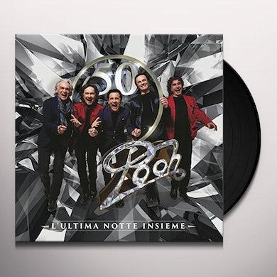 POOH 50: L'ULTIMA NOTTE INSIEME Vinyl Record