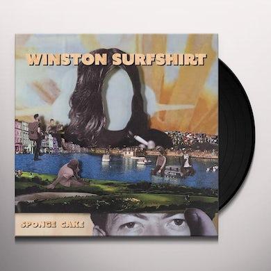 Winston Surfshirt SPONGE CAKE Vinyl Record