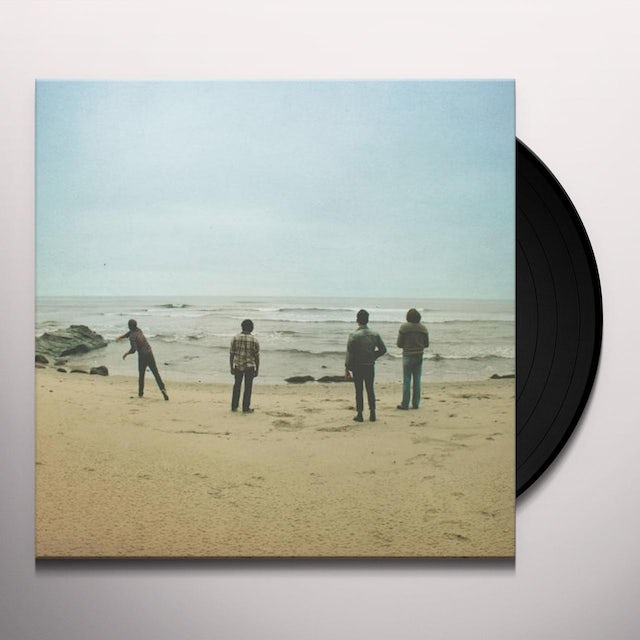 The Donkeys RIDE THE BLACK WAVE Vinyl Record