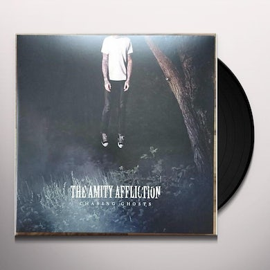 The Amity Affliction CHASING GHOSTS Vinyl Record