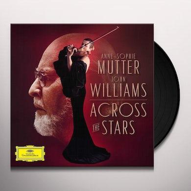 Anne-Sophie Mutter Across the Stars (2 LP/CD) Vinyl Record