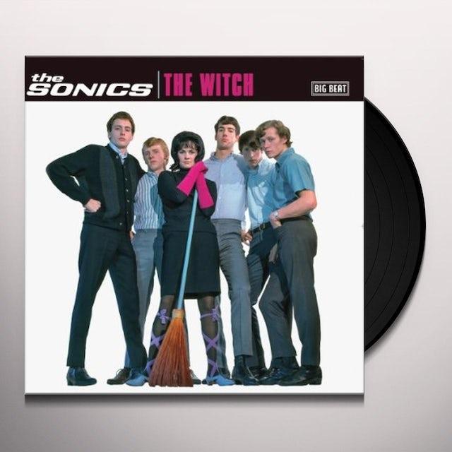 Sonics WITCH Vinyl Record