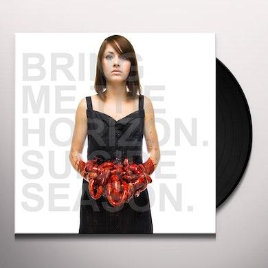 Bring Me The Horizon SUICIDE SEASON Vinyl Record
