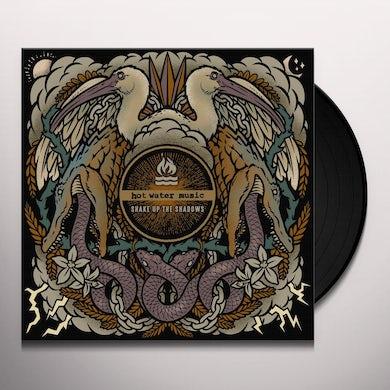 Hot Water Music SHAKE UP THE SHADOWS Vinyl Record