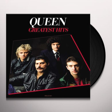 Queen   Greatest Hits I (2 LP) Vinyl Record