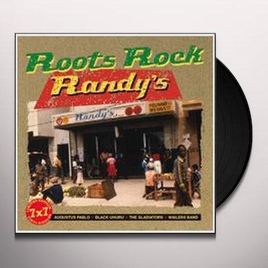 Roots Rack Randys / Various    ROOTS RACK RANDYS / VARIOUS Vinyl Record