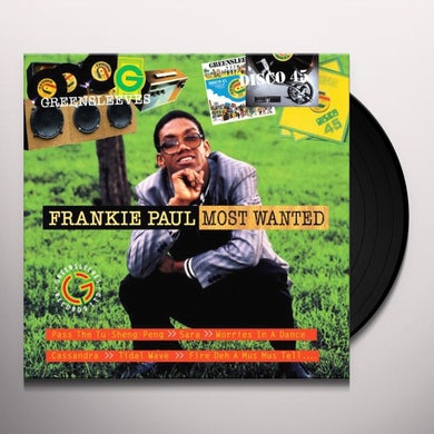 MOST WANTED Vinyl Record