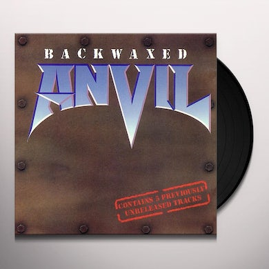 BACKWAXED Vinyl Record