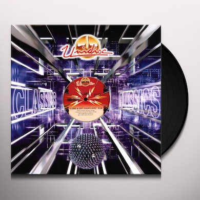 Lime COME & GET YOUR LOVE/YOUR LOVE Vinyl Record