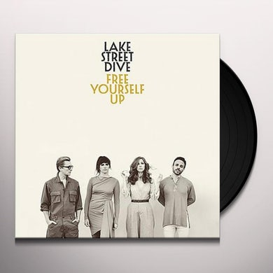 Lake Street Dive FREE YOURSELF Vinyl Record