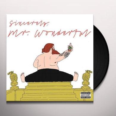 Action Bronson MR WONDERFUL Vinyl Record