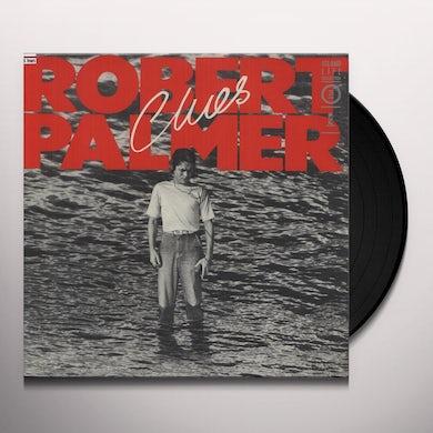 Robert Palmer CLUES Vinyl Record