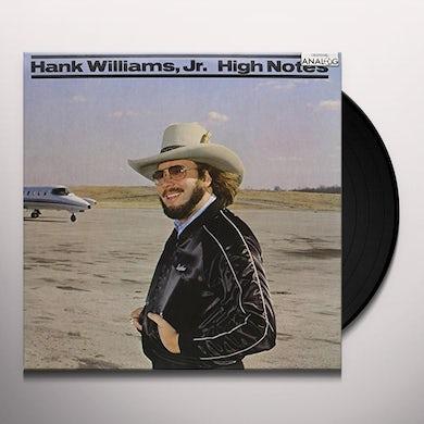 Hank Williams Jr. HIGH NOTES Vinyl Record