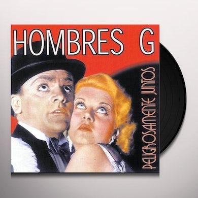 PELIGROSAMENTE JUNTOS Vinyl Record