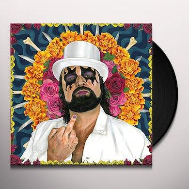 Hank Von Hell EGOMANIA Vinyl Record