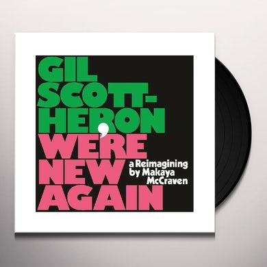 WE'RE NEW AGAIN - A REIMAGINING BY MAKAYA MCCRAVEN Vinyl Record
