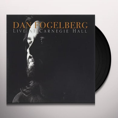 Dan Fogelberg  Live At Carnegie Hall Vinyl Record
