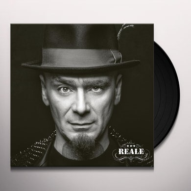 J-Ax REALE Vinyl Record